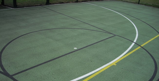 Netball Facility Cost in East Riding of Yorkshire