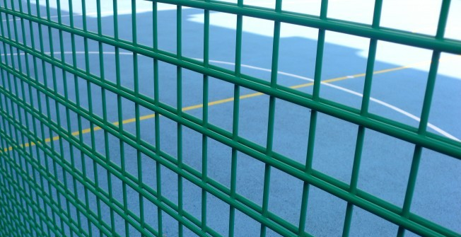 Sports Fencing Specifications in Abersoch
